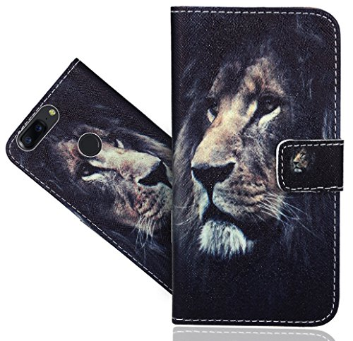 OnePlus 5T Case, FoneExpert® Beautiful Printed Pattern Leather Kickstand Flip Wallet Bag Case Cover For OnePlus 5T from FoneExpert®