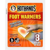 HotHands Foot Warmers x 2 from Hothands