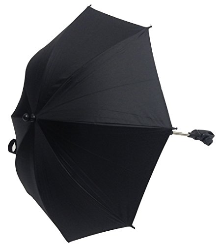 For-Your-Little-One Parasol Compatible with Bebecar IP Op City, Black from For-your-Little-One