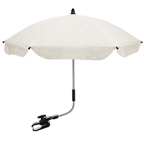 For-Your-Little-One BA Parasol Compatible with Joie Chrome, Cream from For-your-Little-One