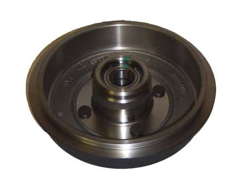 Ford 1507055 New Genuine Rear Brake Drum and Hub Assembly from Ford