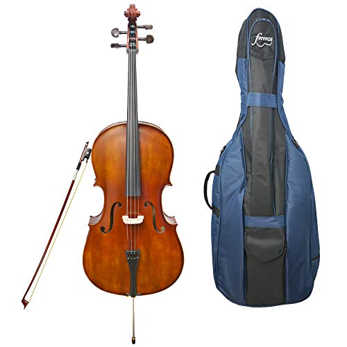 Forenza Prima 2 Cello Outfit - 1/4 Size from Forenza