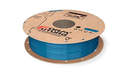 Formfutura 1.75mm HDglass - Blinded Pearl Blue - 3D Printer Filament from Formfutura