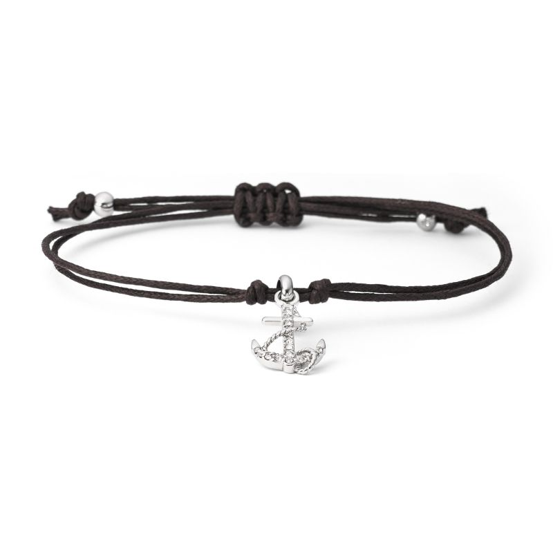 Fossil Jewellery Anchor Bracelet from Fossil Jewellery