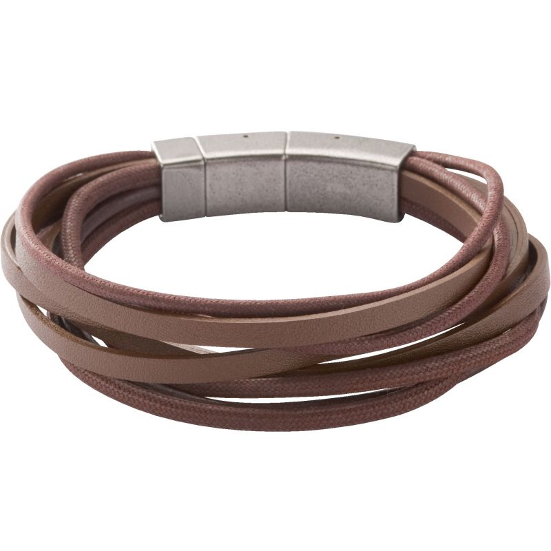 Fossil Stainless Steel Bracelet from Fossil Jewellery