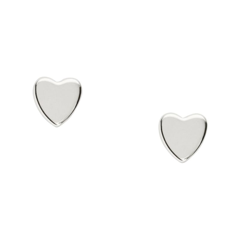 Sterling Silver Earrings from Fossil Jewellery