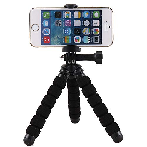 Fotopro rm-95 – Flexible mini tripod with mount for smartphone – Black from Fotopro