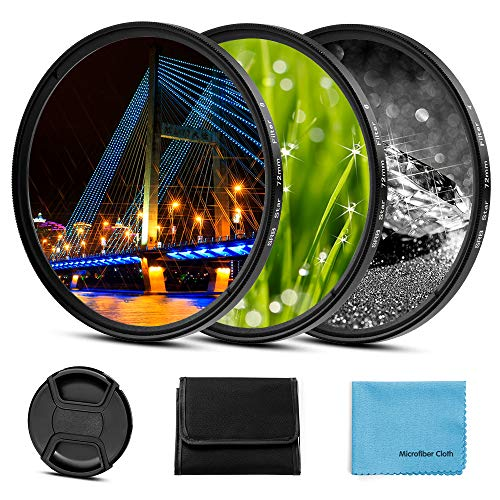 Electronics & Photo Accessories gaixample.org 72mm ND Fader ...