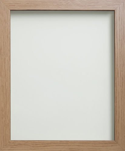 Frame Company Allington Range Picture Photo Frame - 14 x 11-Inch Fitted with Glass, Beech from Frame Company