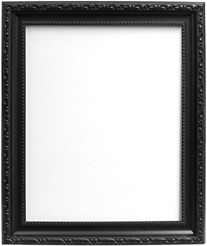 FRAMES BY POST Shabby Chic Picture Frame - A2, Black from Frames by Post