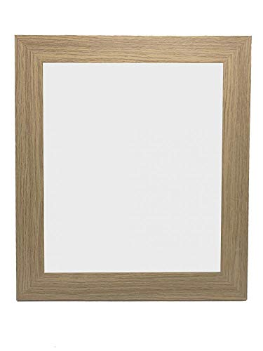 "Metro Oak Picture Photo Frame 18"" X 14"" from Frames by Post"