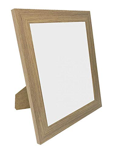 "Metro Oak Picture Photo Frame 8"" x 6"" from Frames by Post"