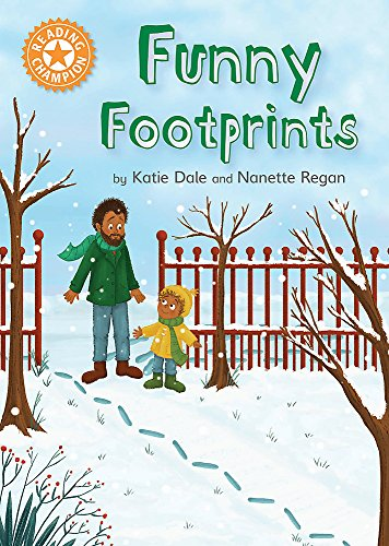 Funny Footprints: Independent Reading Orange 6 (Reading Champion) from Franklin Watts