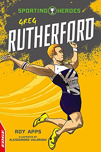 Greg Rutherford (EDGE: Sporting Heroes) from Franklin Watts