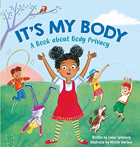 It's My Body: A Book about Body Privacy for Young Children from Franklin Watts
