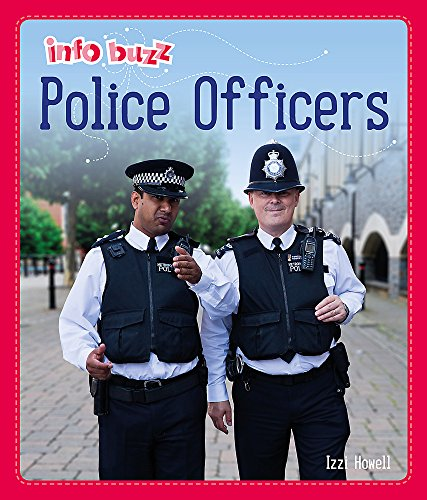 Police Officers (Info Buzz: People Who Help Us) from Franklin Watts