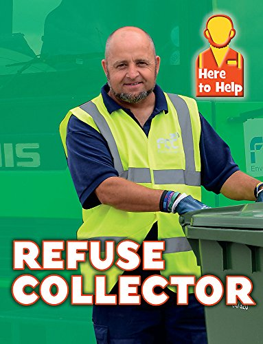 Refuse Collector (Here to Help) from Franklin Watts