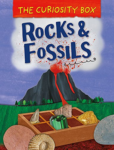 Rocks and Fossils (The Curiosity Box) from Franklin Watts