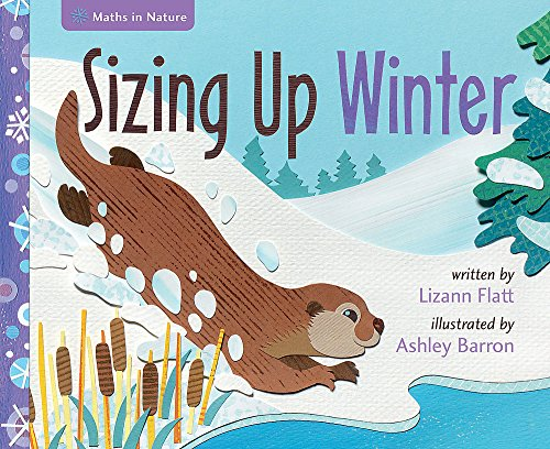 Sizing Up Winter (Maths in Nature) from Franklin Watts