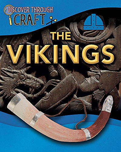 The Vikings (Discover Through Craft) from Franklin Watts