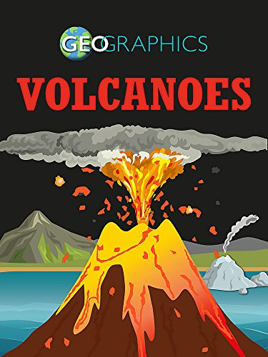 Volcanoes (Geographics) from Franklin Watts