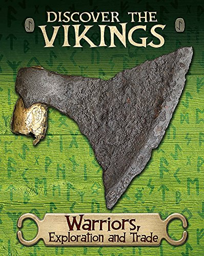 Warriors, Exploration and Trade (Discover the Vikings) from Franklin Watts