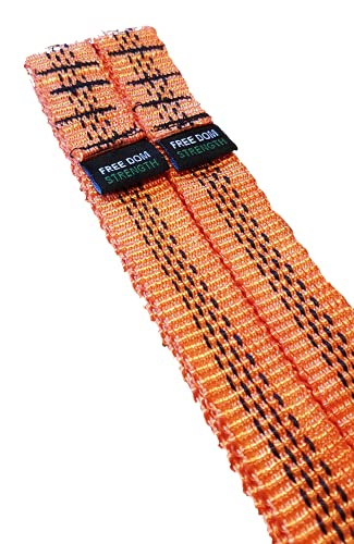 Freedom Strength Premium Bar Loops (Orange, 30cm) from Freedom Strength