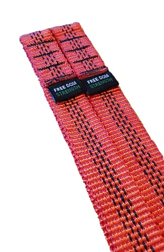 Freedom Strength Premium Bar Loops (Red, 28cm) from Freedom Strength