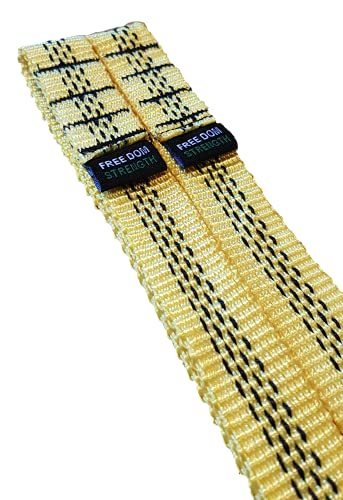 Freedom Strength Premium Bar Loops (Yellow, 28cm) from Freedom Strength