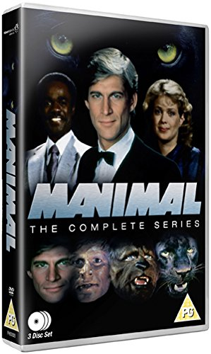 Manimal The Complete Series [DVD] from Fremantle Home Entertainment