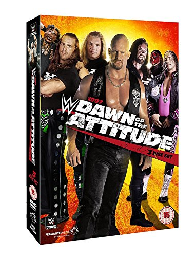 WWE: 1997 - Dawn of the Attitude [DVD] from Fremantle Home Entertainment