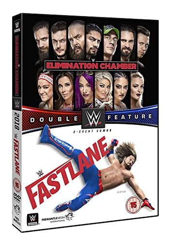 WWE: Elimination Chamber 2018/Fastlane 2018 [DVD] from Fremantle Home Entertainment
