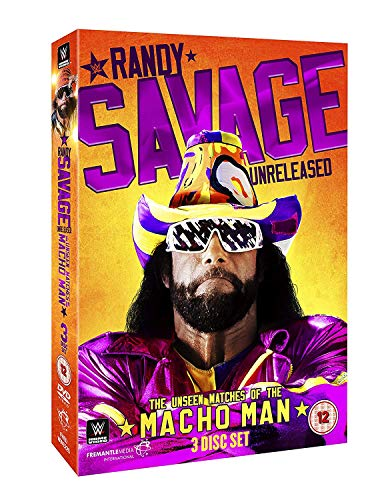 WWE: Randy Savage Unreleased - The Unseen Matches Of The Macho... [DVD] from Fremantle Home Entertainment