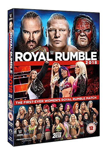 WWE: Royal Rumble 2018 [DVD] from Fremantle Home Entertainment