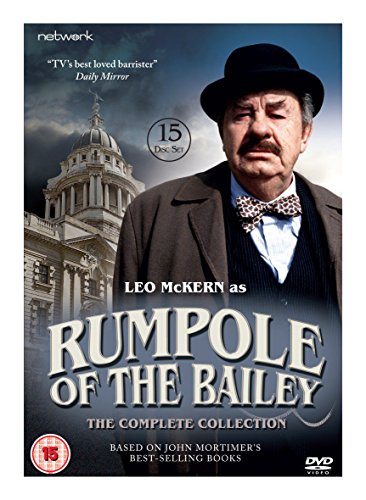 Rumpole of the Bailey: The Complete Series [DVD] from Fremantle