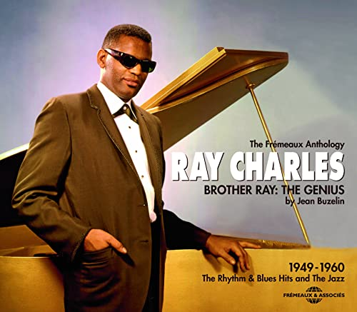 Brother Ray: The Genius 1949-60 (3CD) from Fremeaux