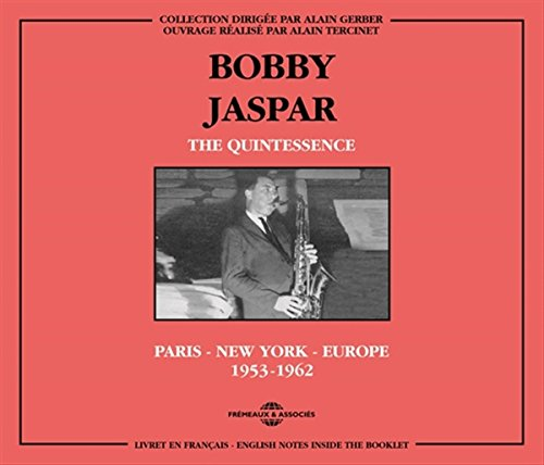 The Quintessence - Paris/NY/Europe 1953-62 (3CD) from Fremeaux