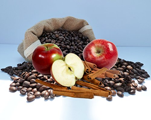 Apple & Cinnamon Flavoured Coffee (Beans, 1kg) from Fresco