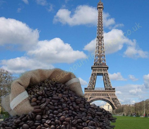 French Dark Roast Coffee (1kg, Beans) from Fresco