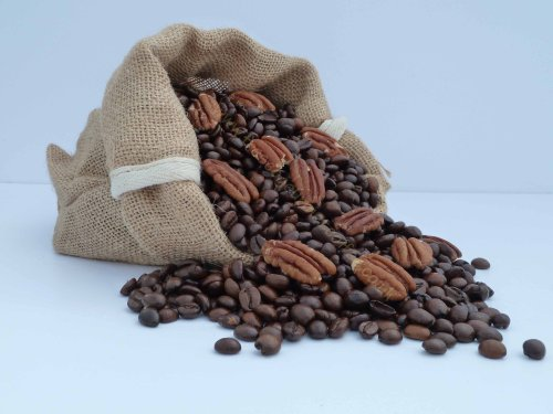 Toasted Pecan Nut Coffee (500g, Cafetiere) from Fresco