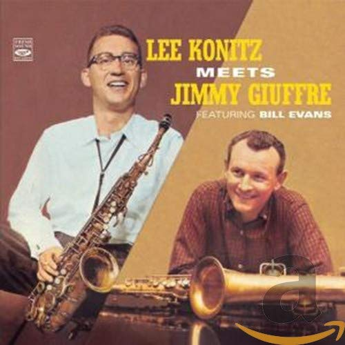 Lee Konitz meet Jimmy Giuffre from Fresh Sound