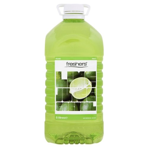 Freshers Lime Juice Cordial 5 Litres (Pack of 2 x 5ltr) from Freshers