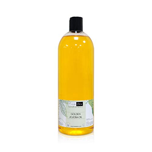 1 Litre Jojoba Oil - (1000ml) from Freshskin