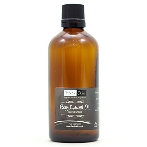 100ml Bay Laurel Pure Essential Oil from Freshskin