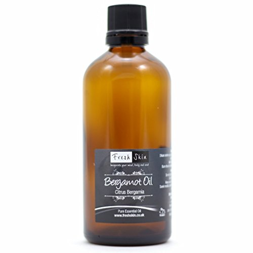 100ml Bergamot Pure Essential Oil from Freshskin