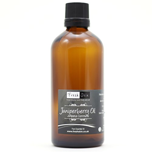 100ml Juniperberry Pure Essential Oil from Freshskin