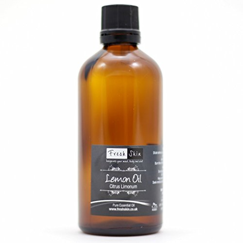 100ml Lemon Pure Essential Oil from Freshskin