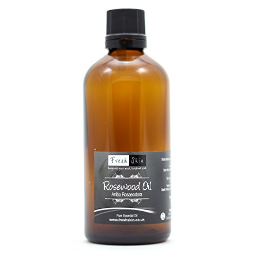 100ml Rosewood Pure Essential Oil from Freshskin Beauty