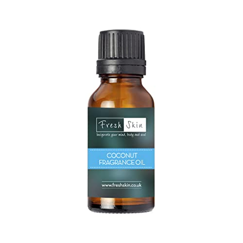 10ml Coconut Fragrance Oil from Freshskin
