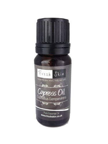 10ml Cypress Pure Essential Oil from Freshskin